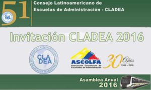 InvitacionCLADEA2016