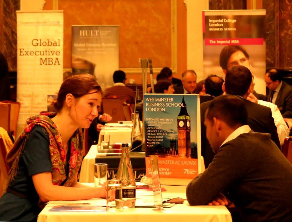 QS Connect 1-2-1 en Lima: La oportunidad de encontrar tu MBA a la medida